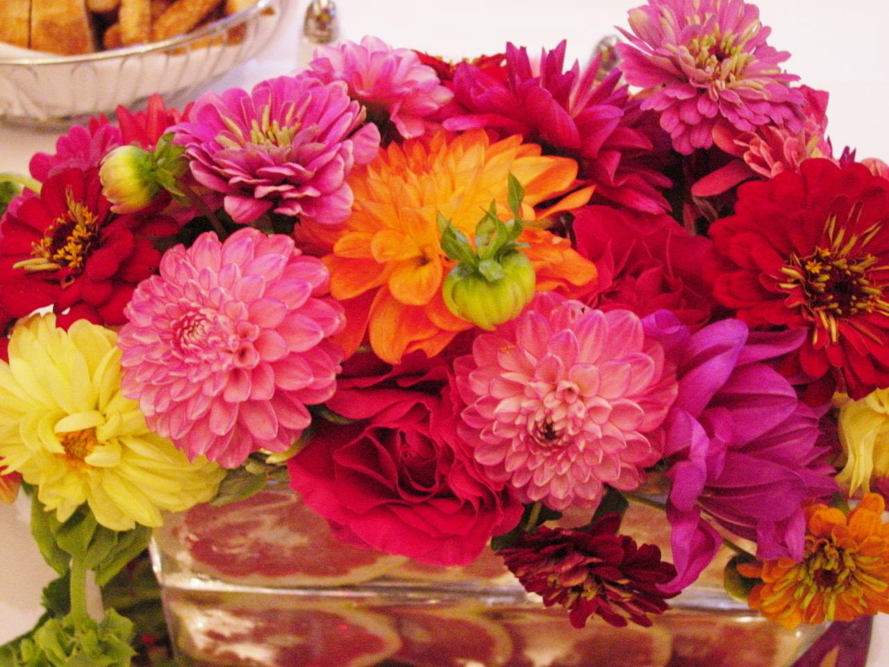 Autumn Flowers Summer Colors Limelight Floral Design