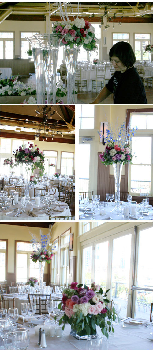 Liberty House Wedding in Jersey City NJ with flowers by Limelight Floral Design Hoboken NJ