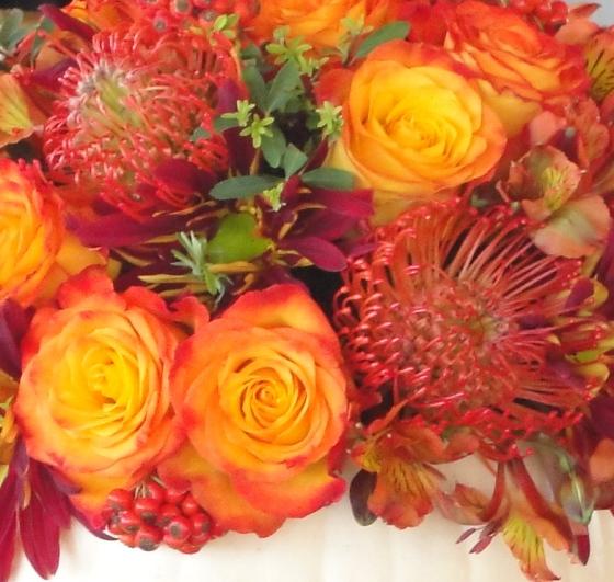 Holloween flowers