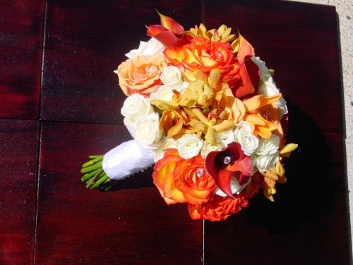 autumn wedding flowers Liberty house