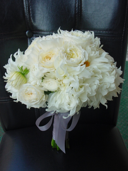 Battery gardens restaurant wedding  NJ Wedding Flowers Limelight Floral Design