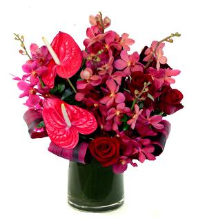 valentine's day hoboken flowers