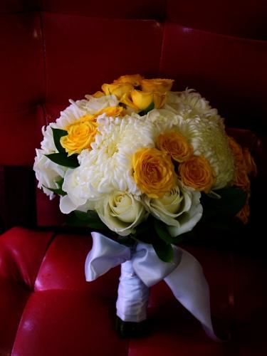 Charthouse wedding flowers