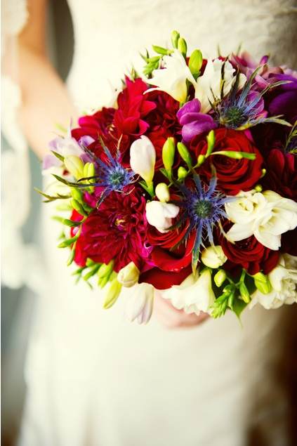 Liberty House Restaurant wedding bridal bouquet flowers  NJ Wedding Flowers Limelight Floral Design