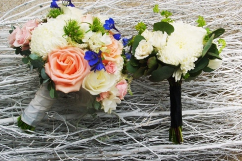 Maritime Parc Jersey City Bridal Bouquet  NJ Wedding Flowers Limelight Floral Design
