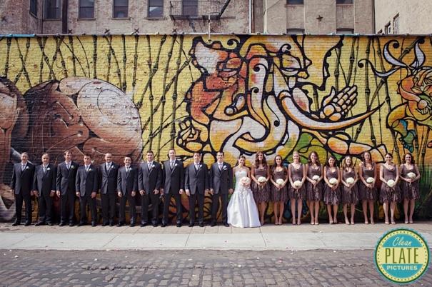 NJ Wedding Flowers Limelight Floral Design ReBar