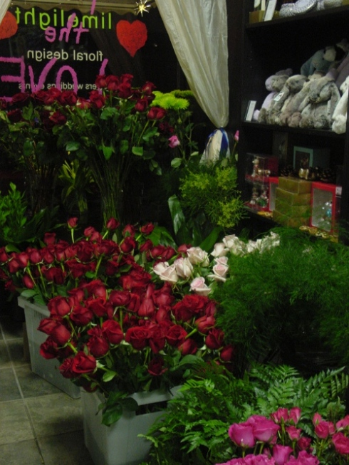 Limelight Floral Design Valentine's Day Hoboken Flowers