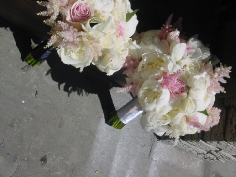 hoboken Weddings jersey City Hyatt Florist