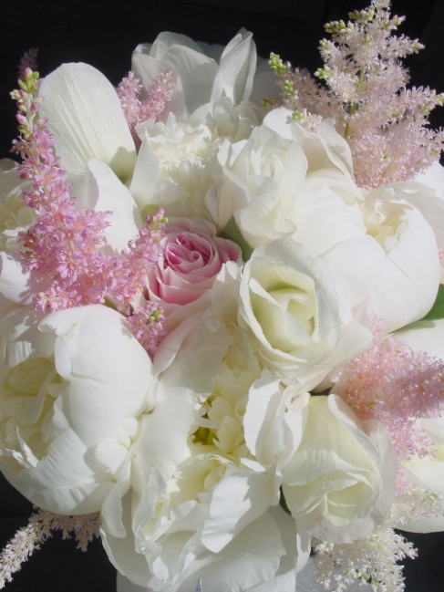 Hoboken Jersey City Wedding florist