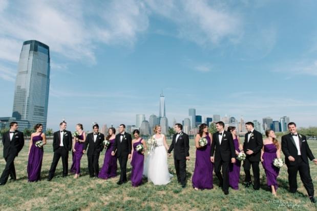 JCrew bridesmaids dresses