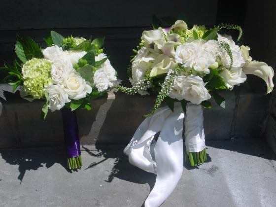 Apple Crisp Bridal Party
