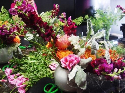 Hoboken NJ floral design class